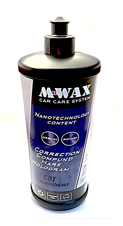 CORRECTION COMPOUND POLISH