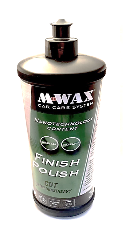 FINISH CUT        POLISH